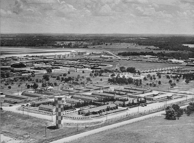 Ardmore Army Air Field(Base)/Ardmore Air Force Base
